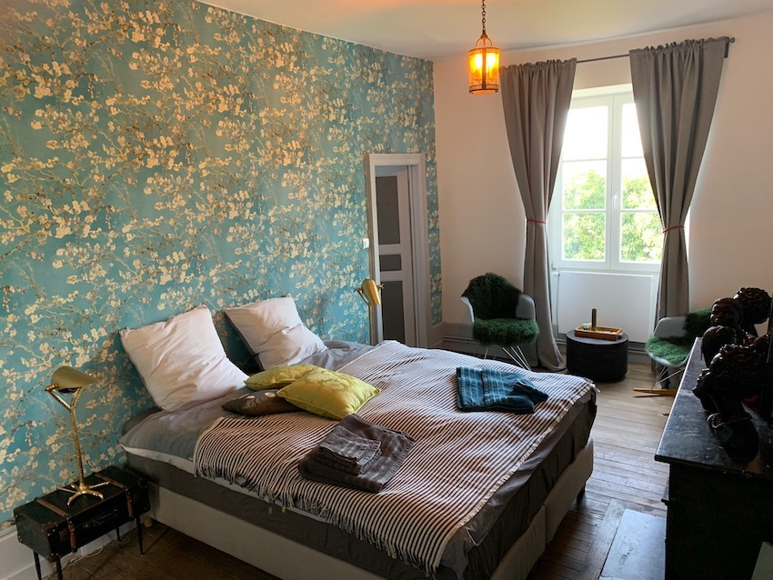 Comfortable rooms bed and breakfast saint gerand le puy bourbonnais allier